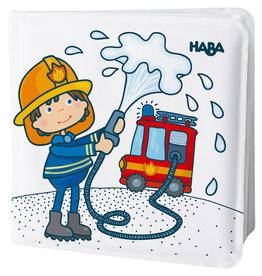Haba Magic Bath Book, Fire Brigade