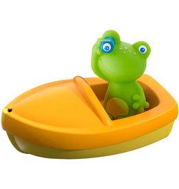 Haba Bath Boat - Frog Ahoy!