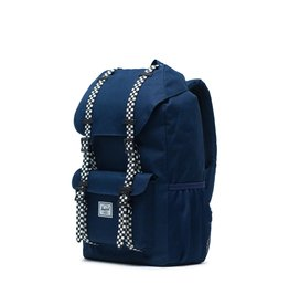 Herschel Supply Herschel Little America Y, Medieval Blue Checker