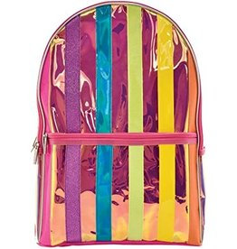 Iscream Backpack, Iridescent Stripe