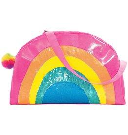 Iscream Overnight Bag, Rainbow