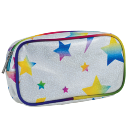 Iscream Cosmetic Bag, Lightning Bolt and Stars