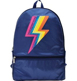 Iscream Backpack, Metallic Lightning