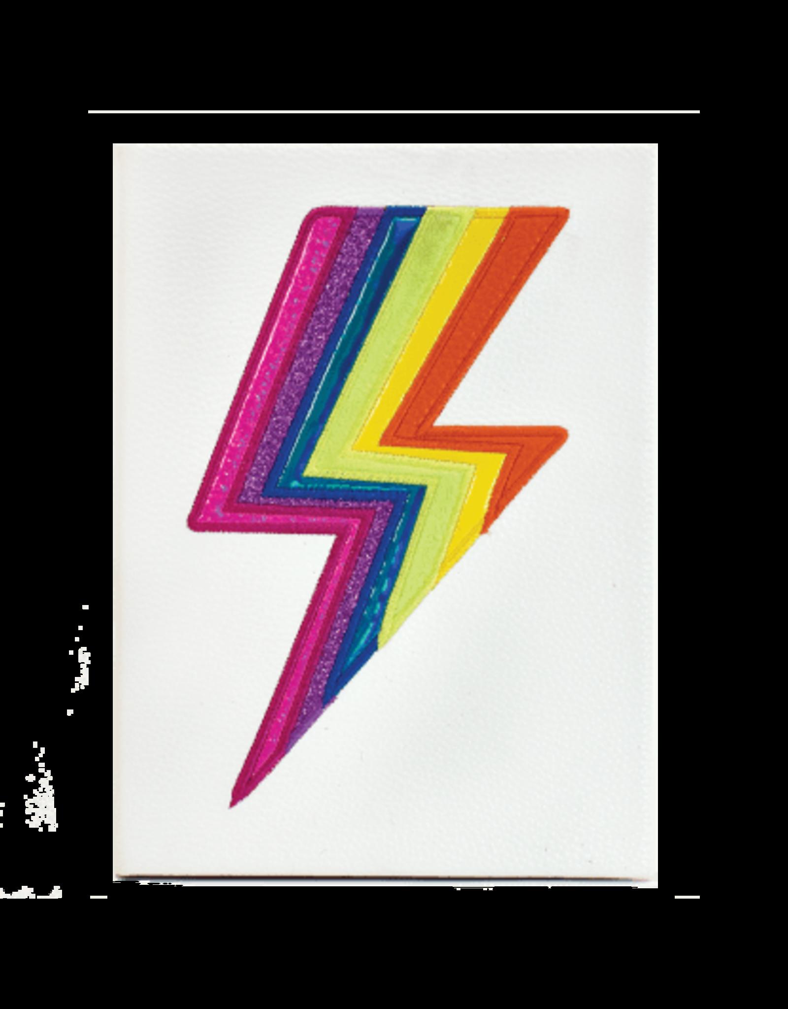 Iscream Journal, Lightning Bolt Holographic