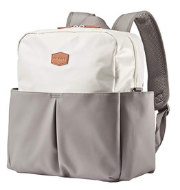JJ Cole Popperton Backpack, Cream Mushroom