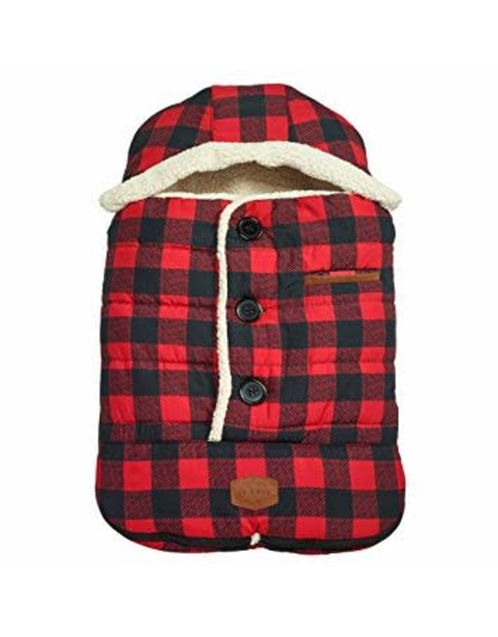 JJ Cole Urban Bundle Me Infant, Buffalo Check