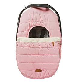 JJ Cole Car Seat Cover, Blush Pink