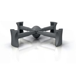Kaboost Kaboost Chair Booster Charcoal