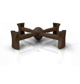 Kaboost Kaboost Chair Booster Chocolate