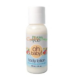 Peas in A Pod Oh Baby! Body Lotion 60ml