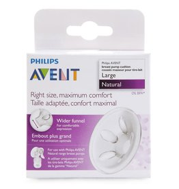 Philips AVENT Large Natural Breast Pump Cushion