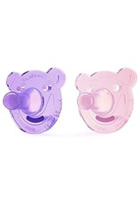 Philips AVENT Philips Avent Soothie Shapes 0-3M, Pink/Purple