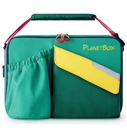 PlanetBox Planet Box Carry Case, Citrus