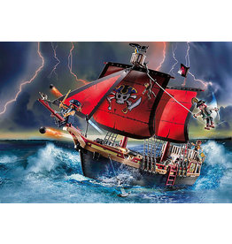 Playmobil Pirates, Pirate Ship