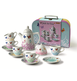Playwell Butterfly Tea Set