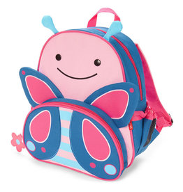 Skip Hop Zoo Back Pack, Butterfly