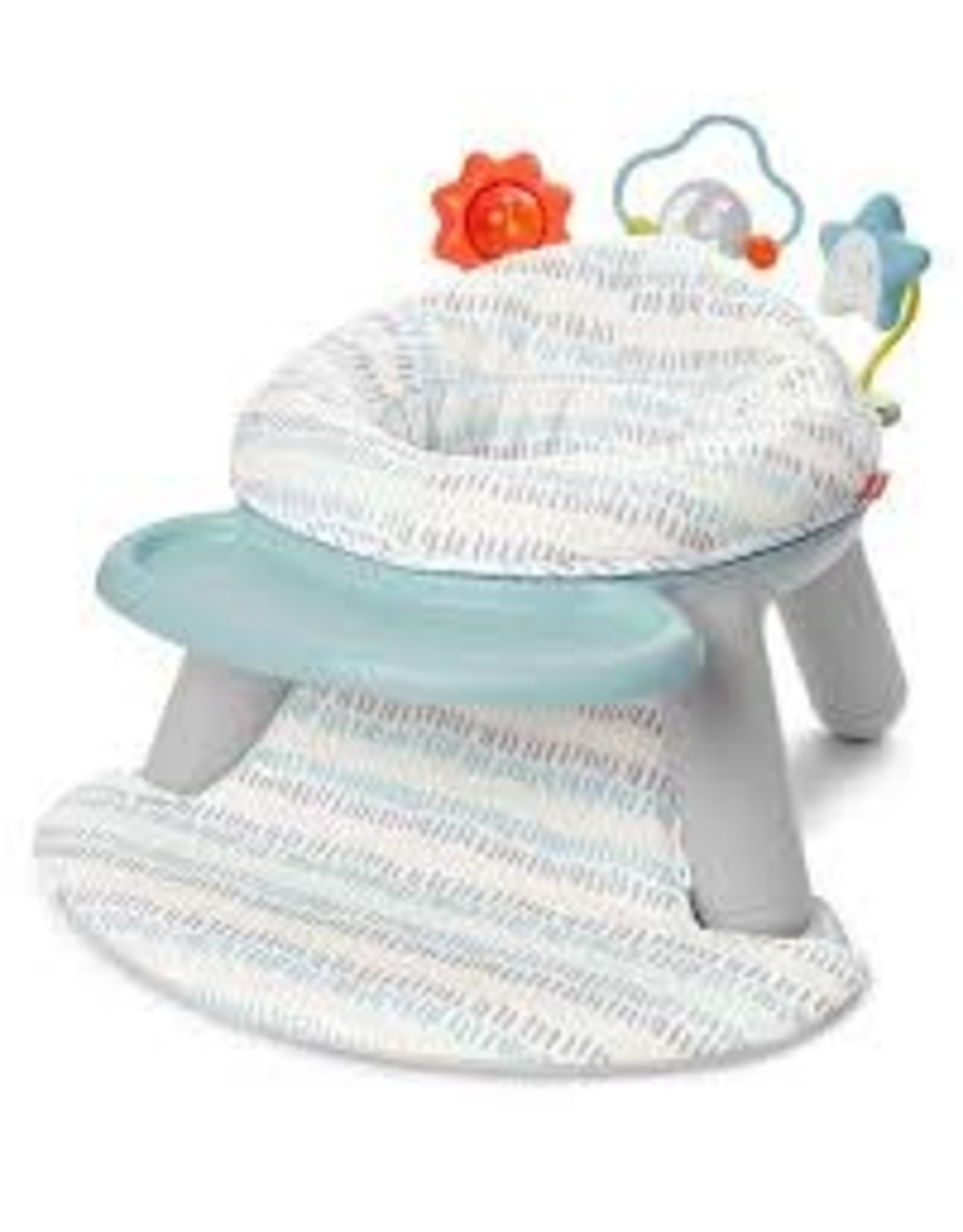 Skip Hop 2-in-1 Activity Infant Seat, Silver Lining Cloud