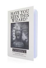 TGTG Distributors Lenticular Notebook, Harry Potter