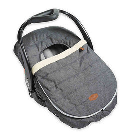 JJ Cole Car Seat Cover, Heather Grey