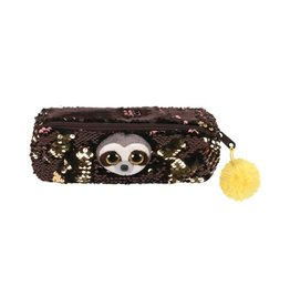 Ty Canada LLC TY Sequin Pencil Bag, Dangler Sloth