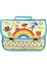 Vilac Ingela P. Arrhenius, Backpack, Rainbow