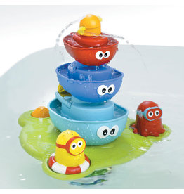 Yookidoo Stack'n Spray Tub Fountain