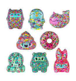 Orb Factory Soft N Slo Squishies, Ultra Designerz Search & Squish Assorted