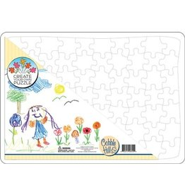 Cobble Hill 70 pcs. Create Your Own Tray Puzzle