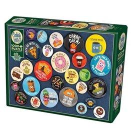 Cobble Hill 1000 pcs. Buttons Puzzle
