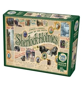 Cobble Hill 1000 Piece Sherlock Puzzle