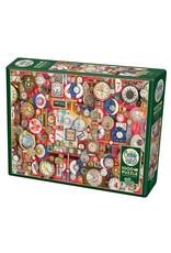 Cobble Hill 1000 pcs. Timepieces Puzzle