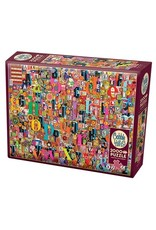 Cobble Hill 2000 Piece Shelley's ABC Puzzle