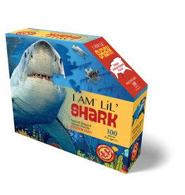 Madd Capp 100 Piece I Am Lil Shark Shaped Puzzle