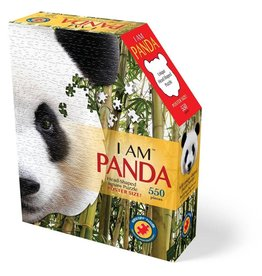Madd Capp 550 Piece I Am Panda Shaped Puzzle