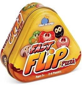 Blue Orange Fast Flip Pizza Card Game (Mini)