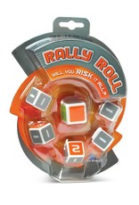 Blue Orange Rally Roll