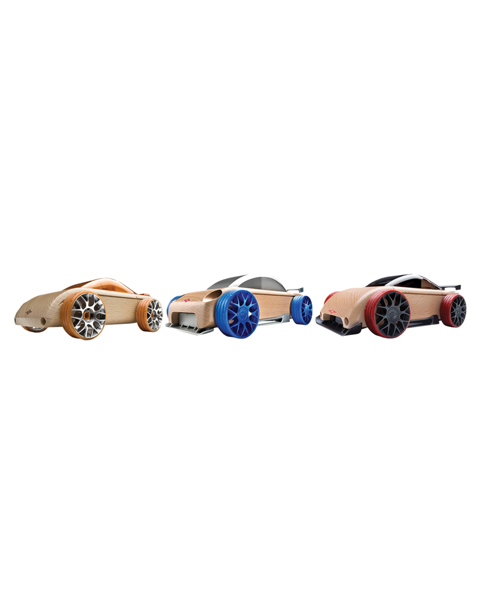 Playmonster Automoblox - Mini 3 Pack - 1005