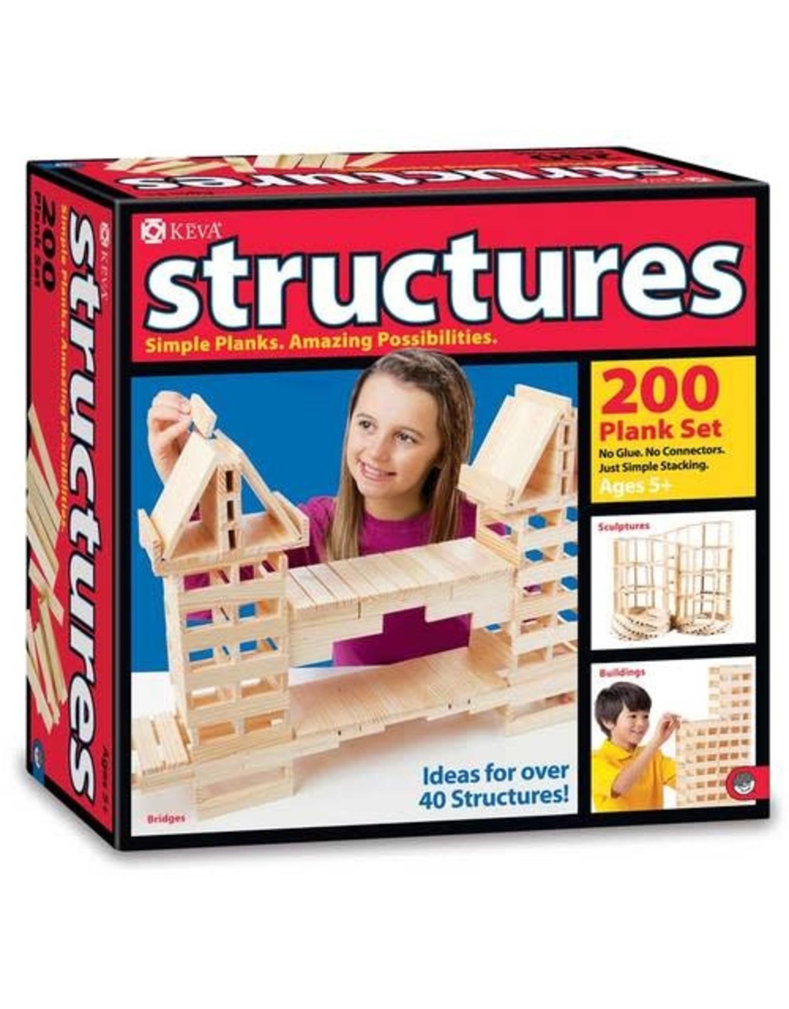 MindWare Keva Structures 200 Planks