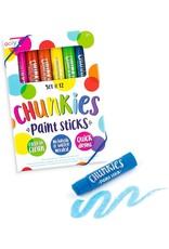 Ooly Chunkies Paint Sticks Set of 12