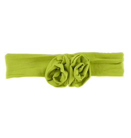 KicKee Pants Kickee Pants Basic Flower Headband, Meadow, One Size