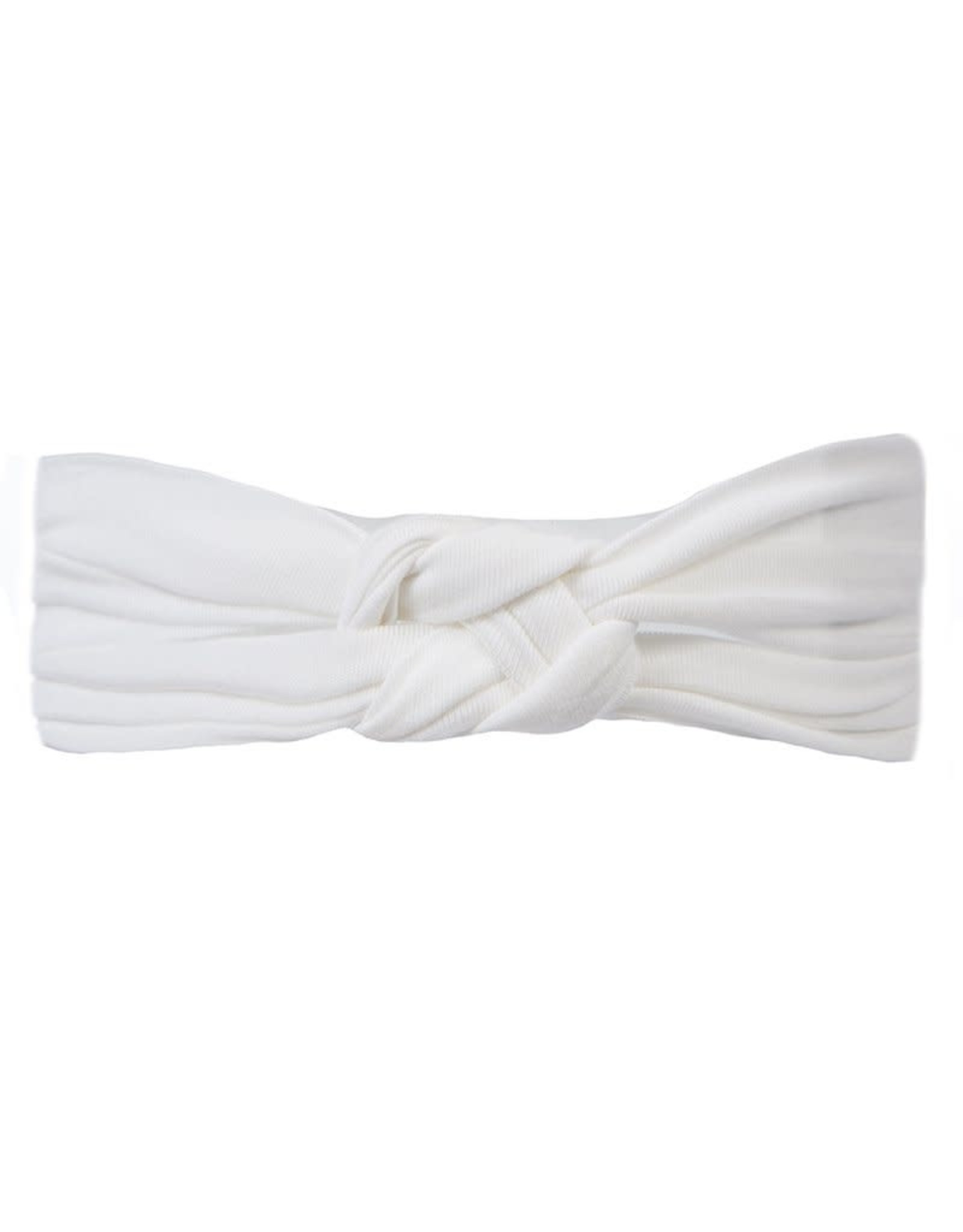 KicKee Pants Kickee Pants Knot Headband, Natural, One Size