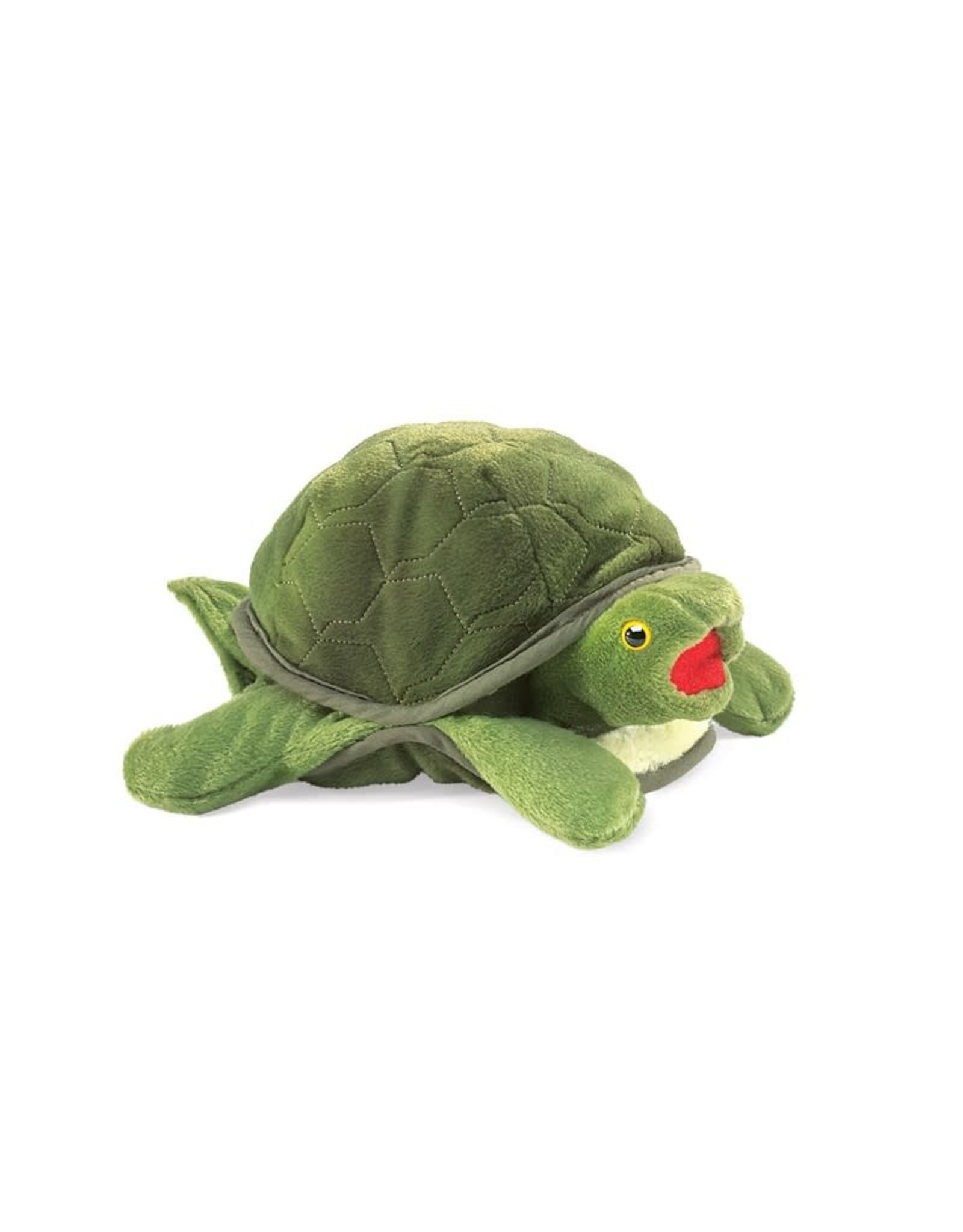 Folkmanis Baby Turtle Puppet