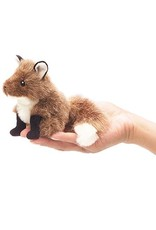 Folkmanis Mini Finger Puppet, Fox
