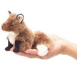 Folkmanis Mini Finger Puppet, Fox