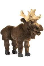 Folkmanis Moose Hand Puppet