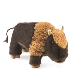 Folkmanis Small Bison Puppet