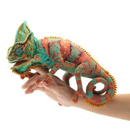 Folkmanis Small Chameleon Puppet