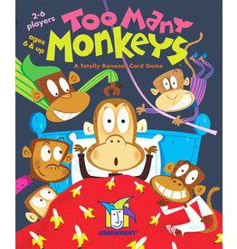 Game Wright Too Many Monkeys