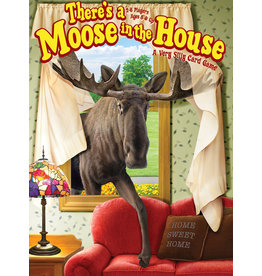 Game Wright There's A Moose In The House
