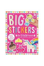 Big Stickers for Little Hands, Pink